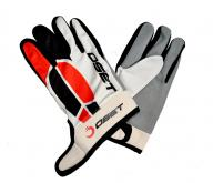OSET Riding Gloves 'PRO' Range (White)